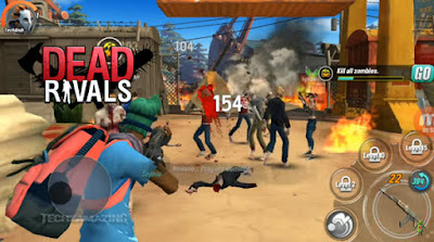 download game online android Dead Rival Zombies
