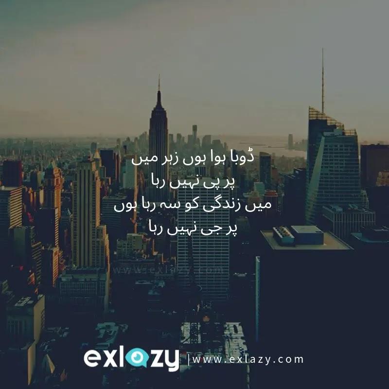 Urdu poetry captions