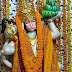 বর্ধমানের রানীগঞ্জ বাজারে নব নির্মিত হনুমান মন্দিরে ভক্তদের ভোগ বিতরণ