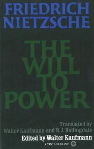 The Will To Power PDF book by Friedrich Nietzsche