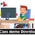 Telangana 10th Class memos 2021