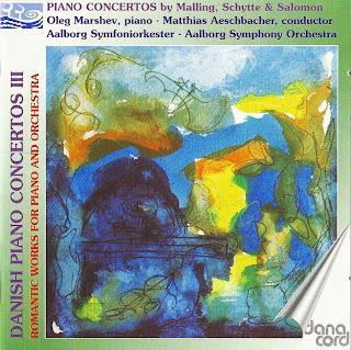 Danish Piano Concertos Vol.3