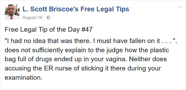 Free Legal Tips #47 @freelegaltips
