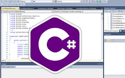 Pengenalan C# apa itu C# ? | Logo C# PNG