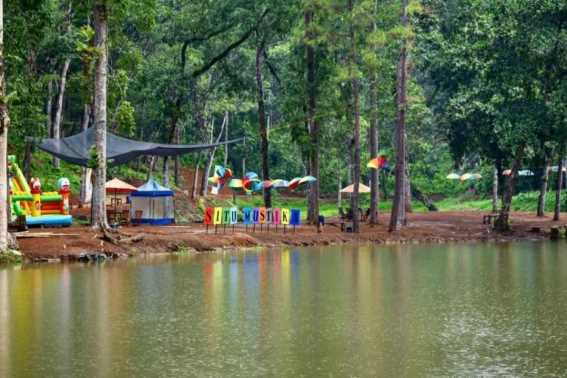 Situ Mustika, Jawa Barat