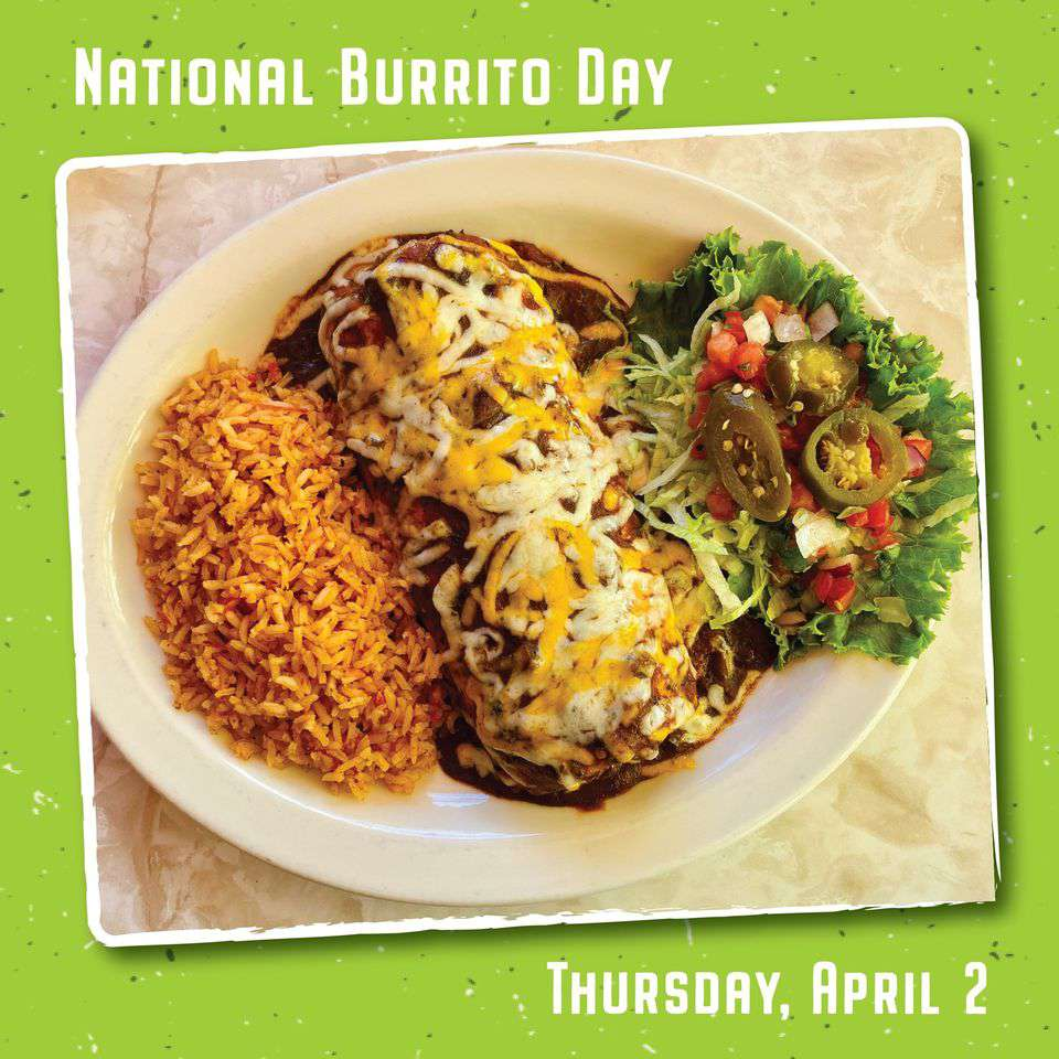 National Burrito Day Wishes Awesome Images, Pictures, Photos, Wallpapers