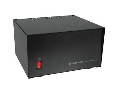 Блок питания ASTRON RS-20S трансформаторный блок питания для базовых трансиверов и радиостанций надежный и бесшумный