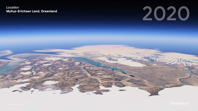 Milius-Erichsen Land, Greenland -2020