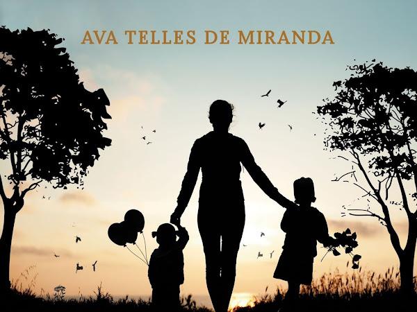 """[SEMANA DO AUTOR] Conhecendo """"Alicia, amores e desamores"""", livro da autora  Ava Telles de Miranda"""