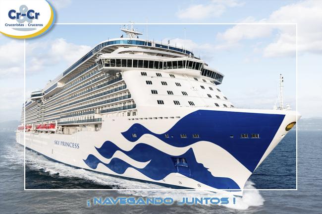 Princess Cruises Construcción nuevos barcos