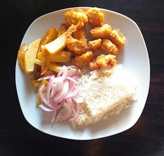 Chicharrón de pescado crujiente recetas peruanas económicas