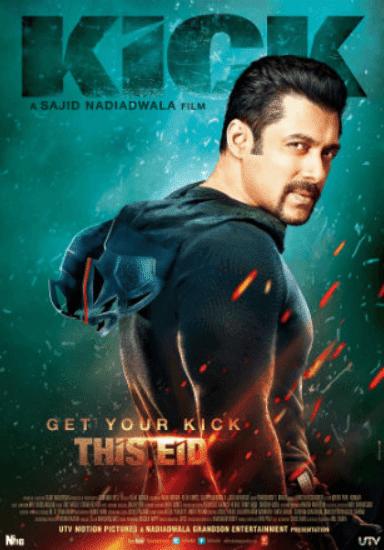 Kick 2014 Full Hindi Movie Download BRRip 720p ESub