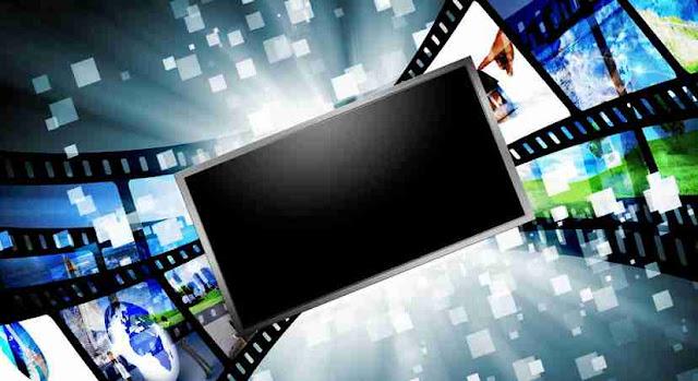 Film streaming logo