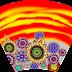 Traditional Print Lehenga Textile Digital Design 2727
