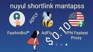 Tutorial Cara Nuyul Shortlink Adfly Di Android