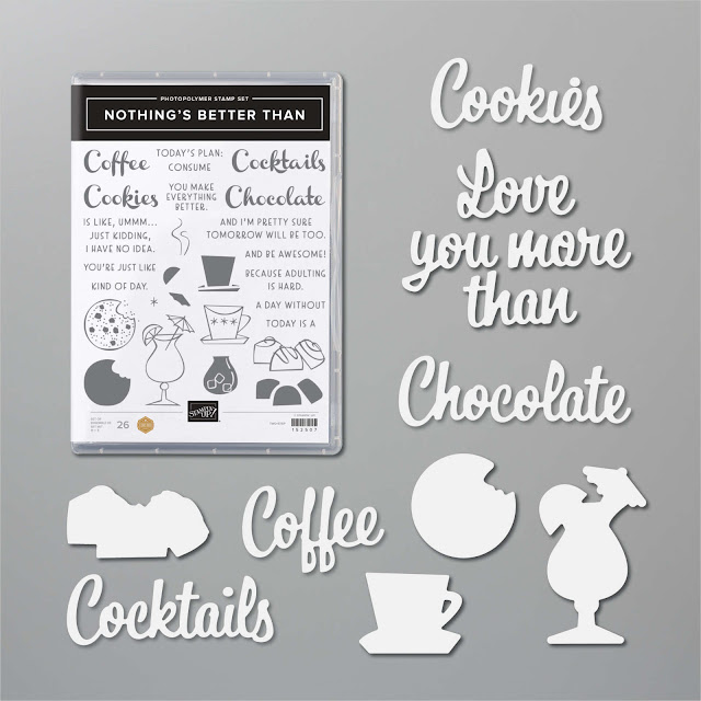 Stampin' Up, Nothing's Better Than, Craftyduckydoodah!,