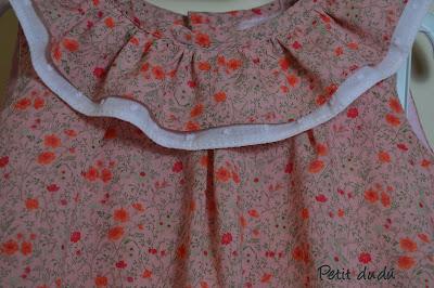 vestido de flores liberty petitdudu