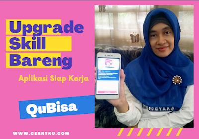 belajar gak ribet bareng aplikasi belajar online QuBisa