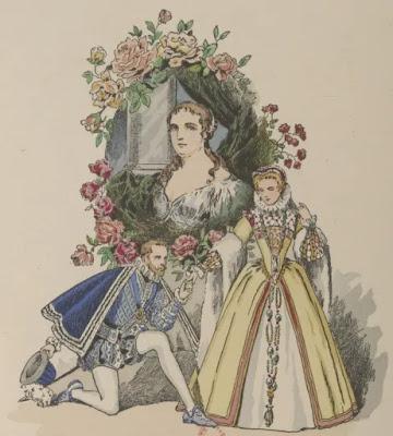 La Princesse de Clèves par Serge de Solomko