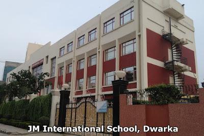 JM International School, Dwarka