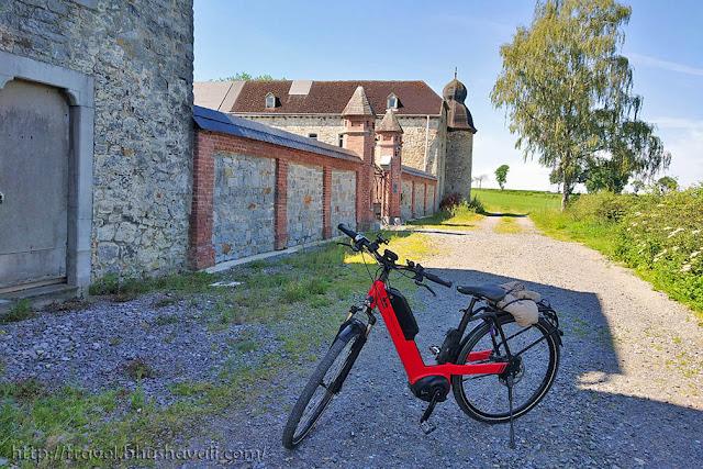 Raeren Knoppenburg Castle