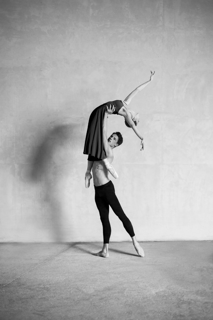 ballet, pas de deux / Tumblr blog inspirations