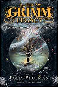 "Tween Book Group Reads ""The Grimm Legacy"" for December 13, 2018"