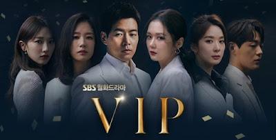 Top 21 Drama Korea Terbaik 2019, Korean Drama, Drama Korea, Korean Drama 2019, Drama Korea VIP, Poster VIP, Sinopsis Drama Korea VIP,