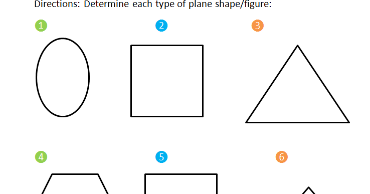 Bro and Sis Math Club: What are Plane Shapes