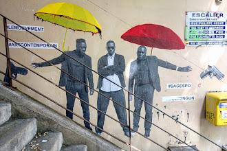 Sunday Street Art : Le Mouvement - avenue Simon Bolivar - Paris 19