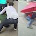 Punca sebenar budak 7 tahun parah selepas terjun dari tingkat 10 menggunakan payung (4 Gambar)