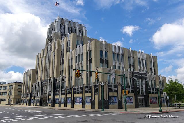 Niagara Mohawk Building - Syracyse, Estado de Nueva York por El Guisante Verde Project