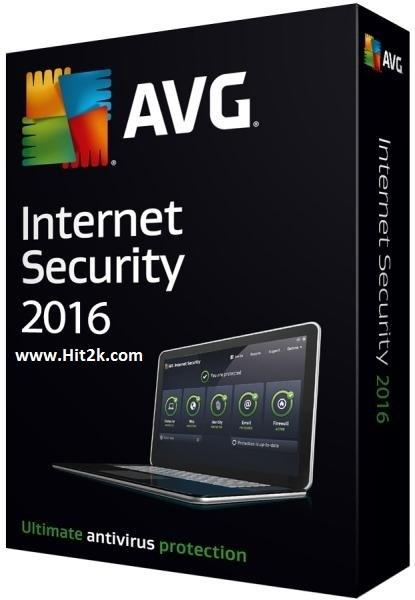 AVG Internet Security 2016 Key, With LifeTime Crack