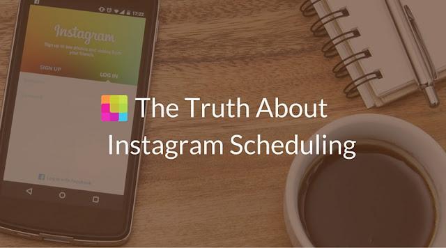 4 Tools Terbaik untuk Scheduling Instagram Post