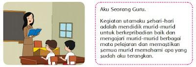 kunci jawaban buku siswa tema 6 kelas 4