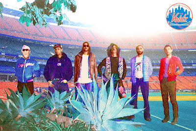 Dig Out Future-Music Masters, The Voidz's, Mets-Inspired New Video For 'The Eternal Tao 2.0′!