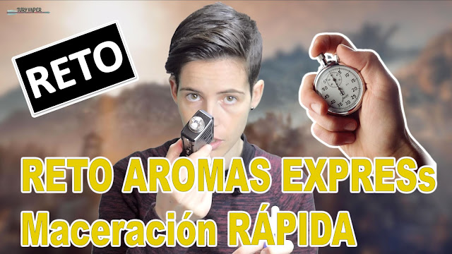 RETO de Alquimia INSTANTÁNEA / Aromas MIX & GO ¿SERÁ O NO SERÁ?