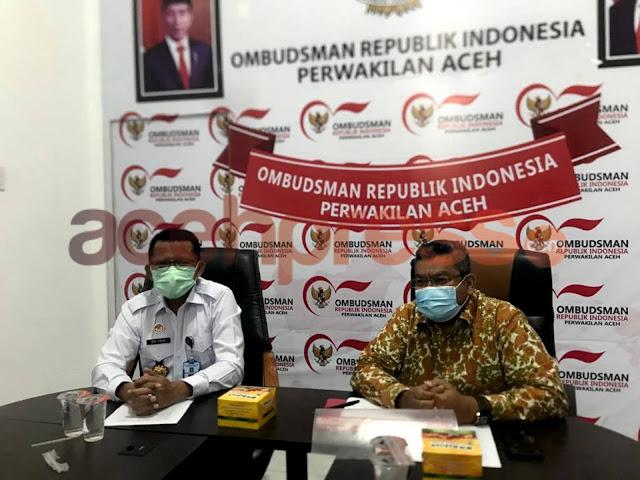 Setelah Sertijab, Kanwilkumham Aceh Langsung Sambangi Ombudsman