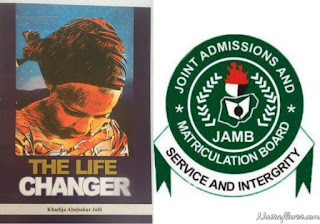 JAMB Novel: The Life Changer - Chapter 4 Possible Questions, Meaning & Synonyms