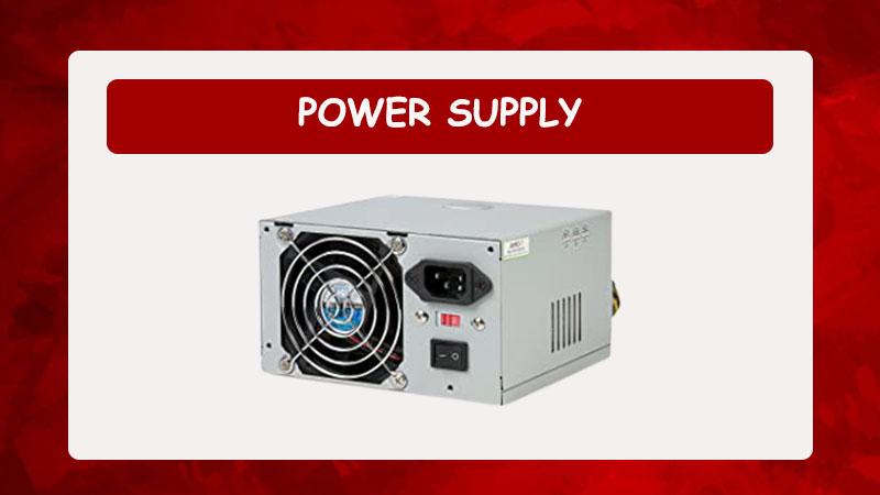 Pengertian, Fungsi dan Cara Kerja Power Supply