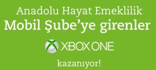 Xbox One Kazanma Fırsatı