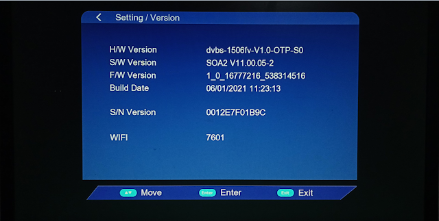 VANSTAR V8 PRO 1506FV 512 4M NEW SOFTWARE WITH G SHARE PLUS & NASHARE PRO OPTION