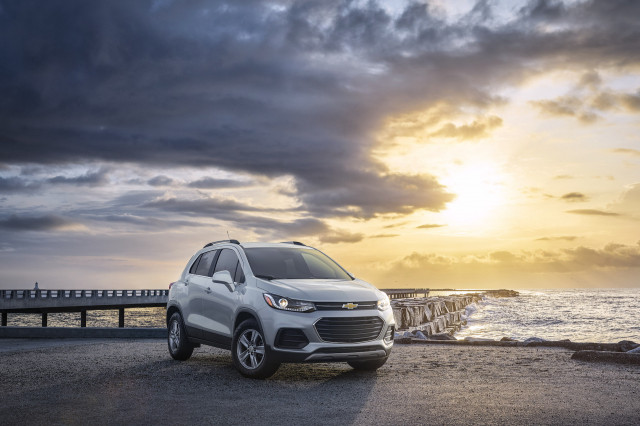 2022 Chevrolet Trax Review