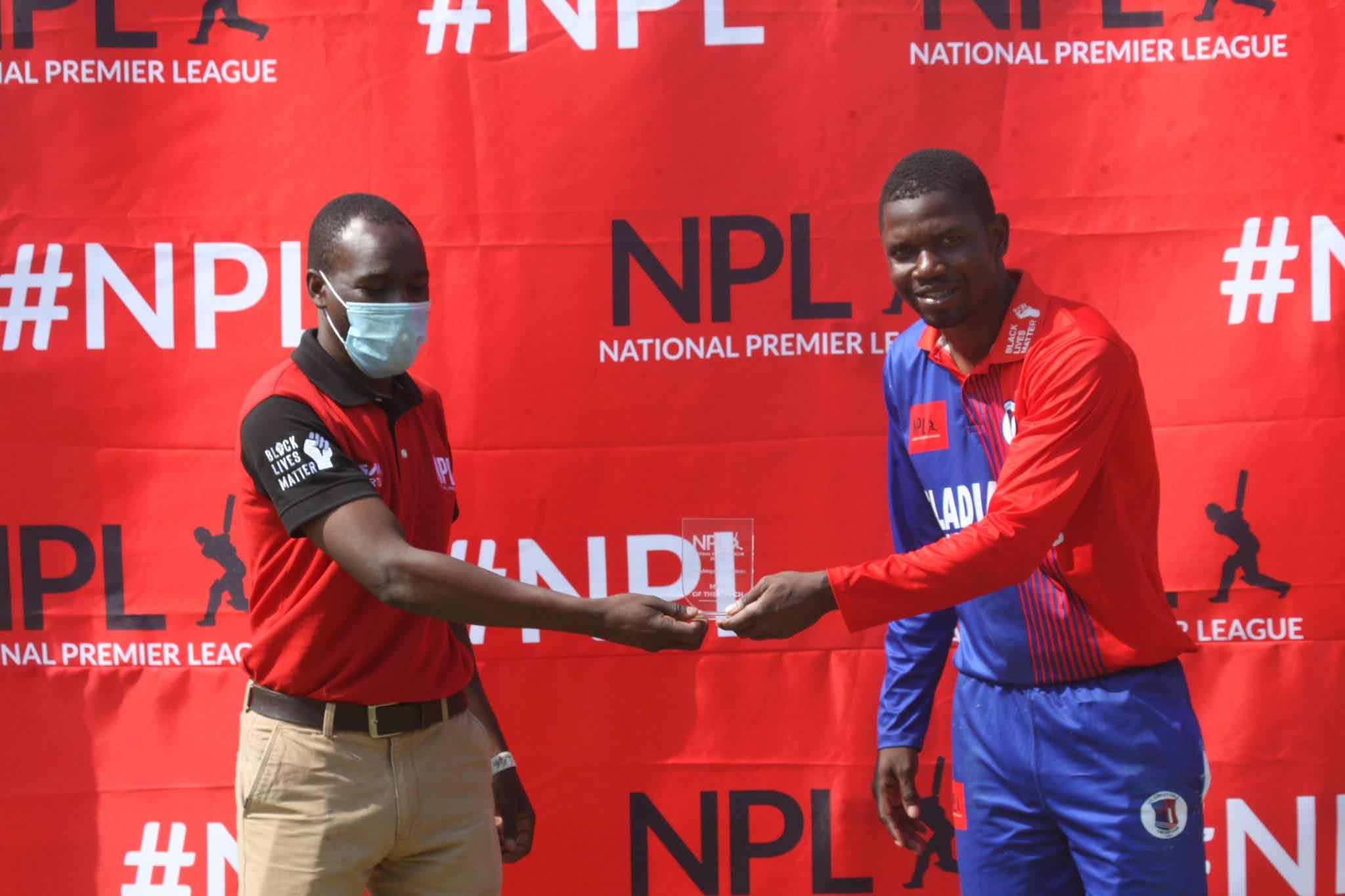 National Premier League cricket zimbabwe 2020