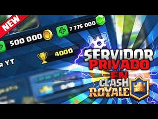 Barbarians Royale HACK CLASH ROYALE (SERVIDOR PRIVADO)