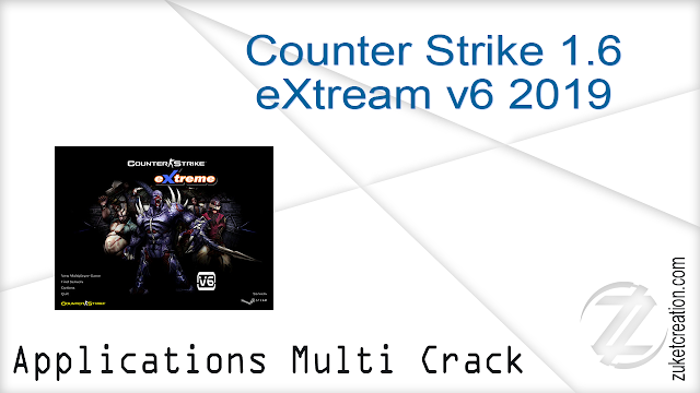 Counter Strike 1.6 eXtream v6 2019