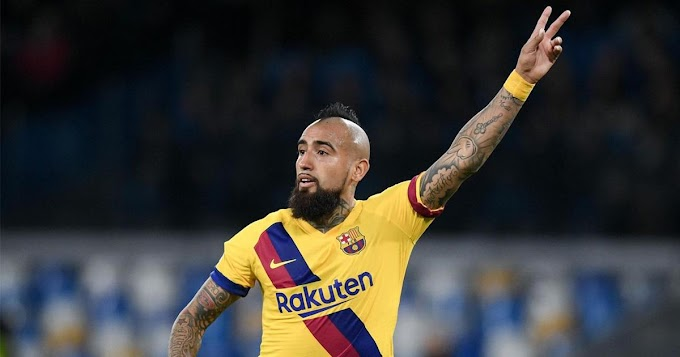 Barcelona and Inter Milan set to Agree on €1.5m for Vidal