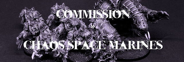 Chaos Space Marines - Black Legion