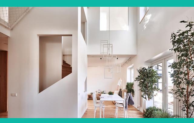 estilo minimalista 160 m2