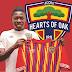 Take or leave it; Royal Antwerp offer $600,000 to scooped Hearts of Oak midfield talisman